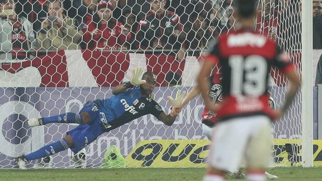 4 motivos para o Cuca manter Jailson no gol do Palmeiras