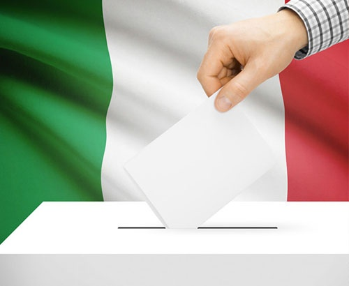italian election and euro outlook march