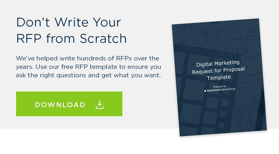 5 mistakes to avoid when writing a marketing rfp boston interactive