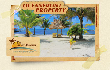OceanFront Property - Grand Baymen