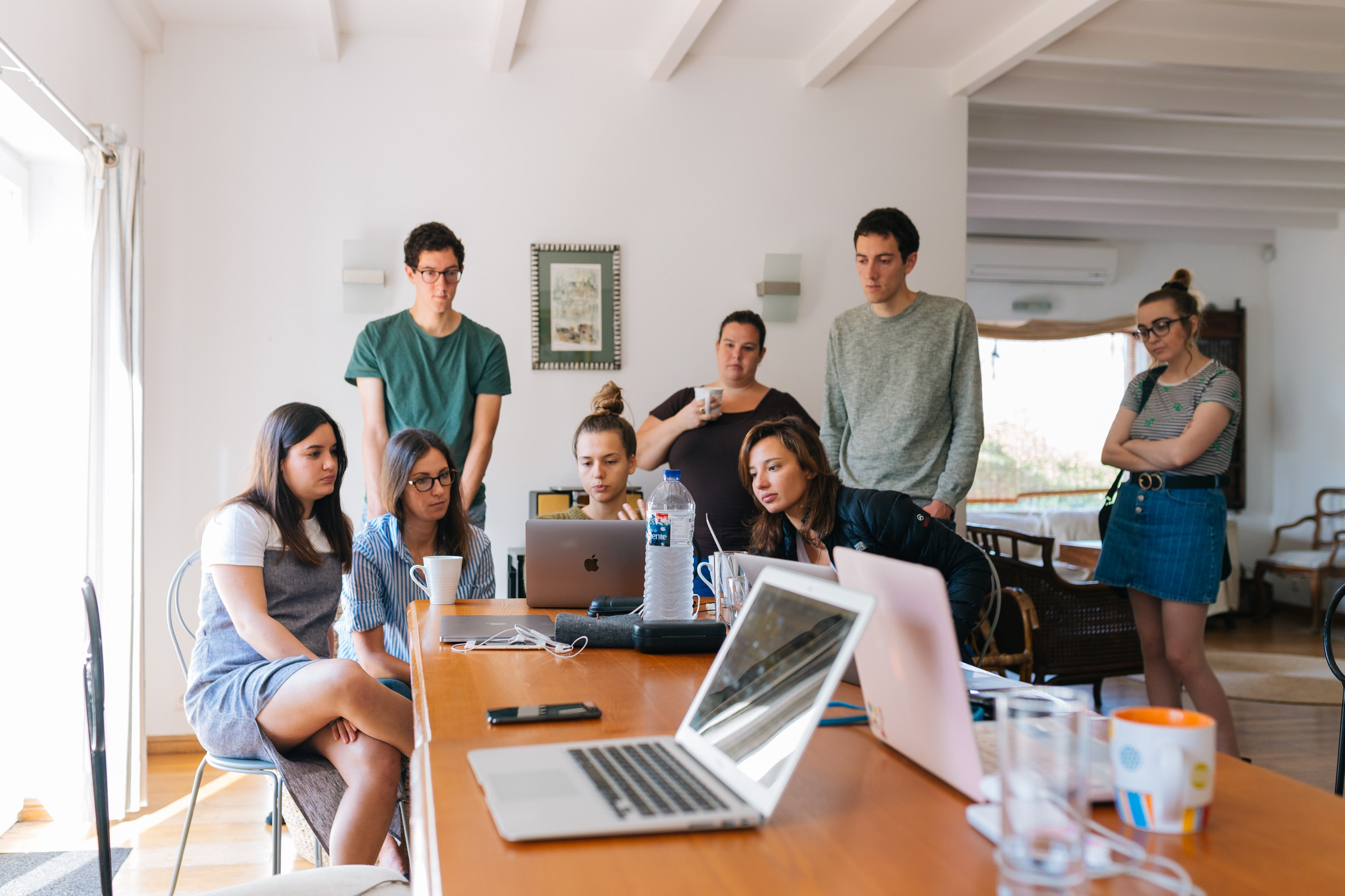 in-house team of translators for SaaS website localization