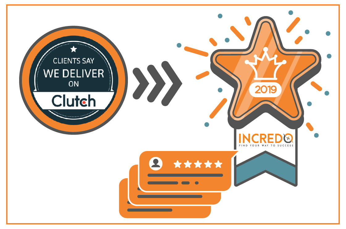 marketing and development agency is on top of Clutch's ranking