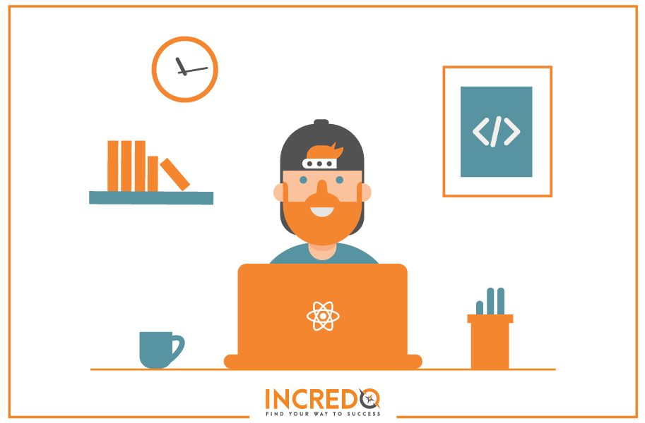 Illustration for Hire ReactJS Developers -- Essential Qualifications to Look For