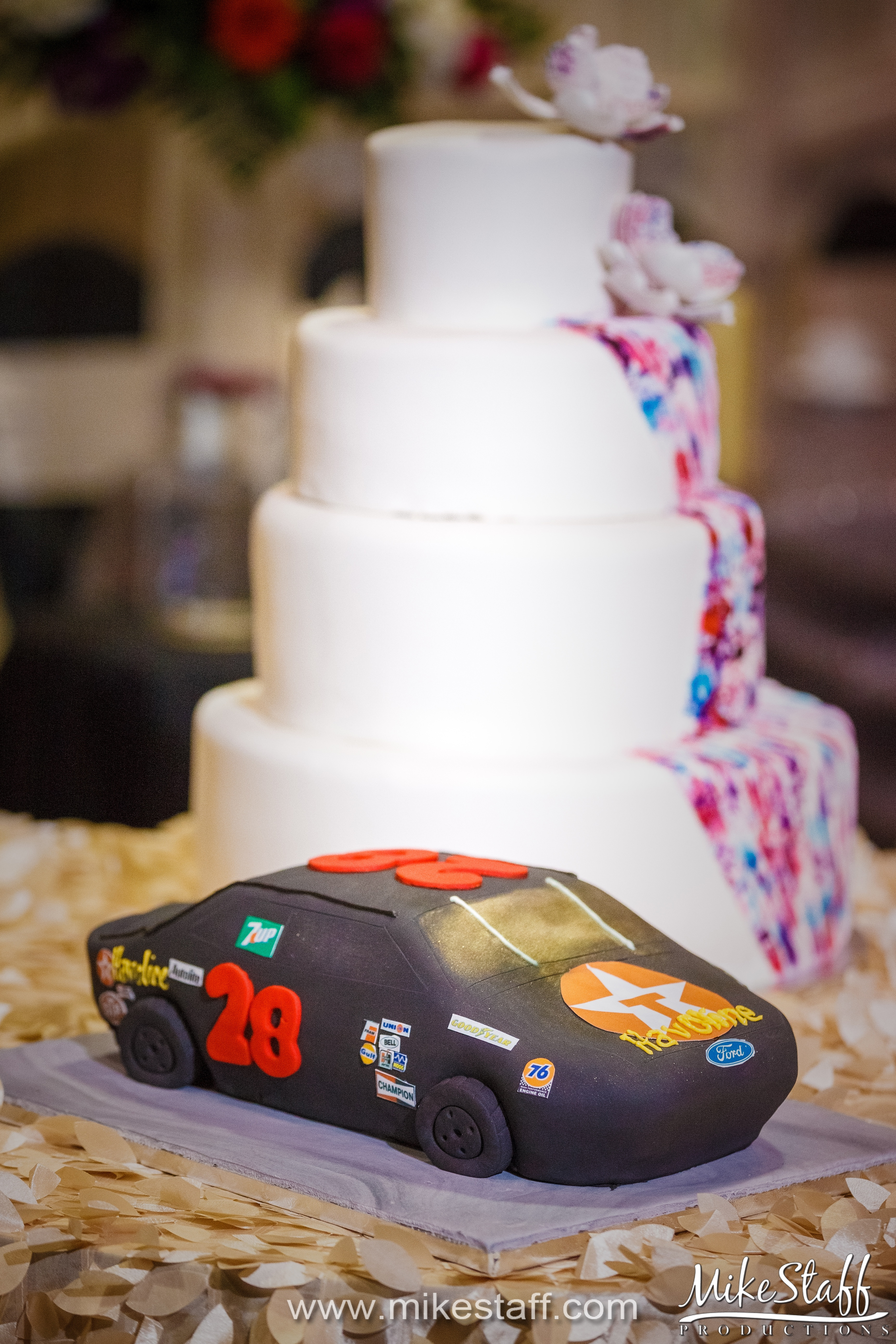 A Groom\'s Cake History: Quirky, Fun, Delicious | Mike Staff Productions