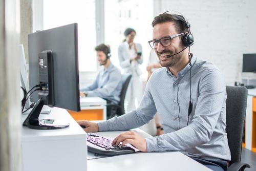 Externalisation service de support utilisateur et client