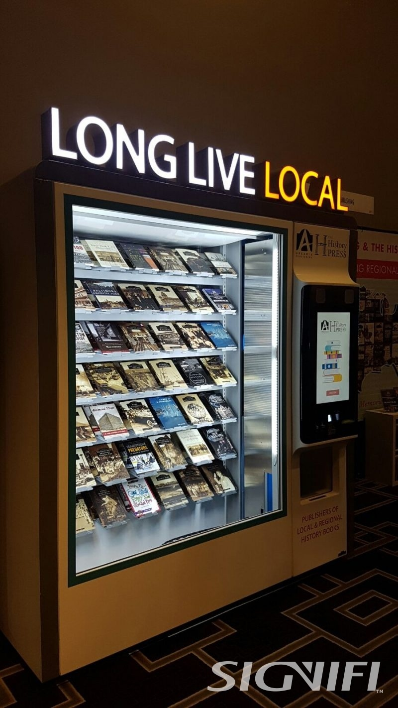5 Reasons Self serve Automated Retail stores are the next generation pop-up shops.
