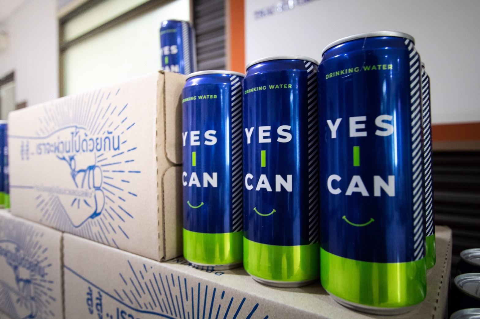 Yes I can cans closeup