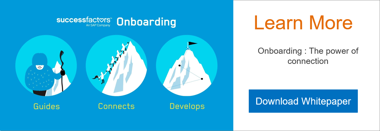 Employee Onboarding - An HR Technology Seeking a Definition