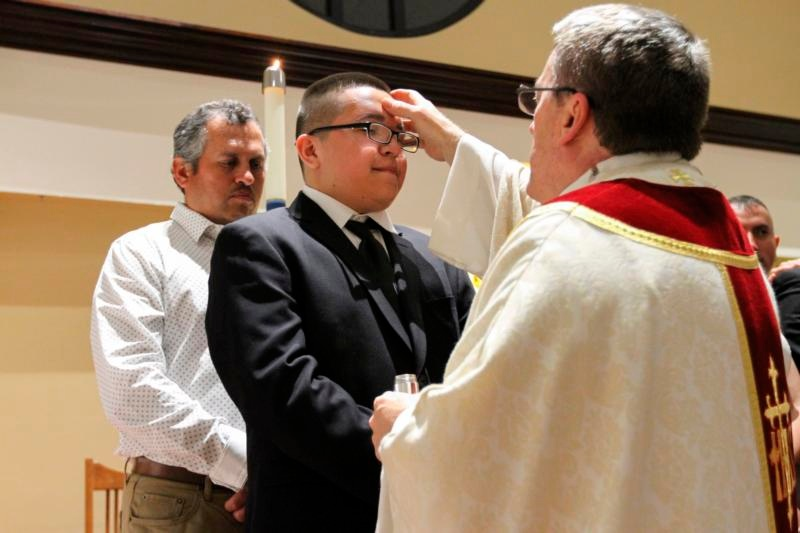 The Sacrament of Confirmation: Stage Two of Our Faith Journey