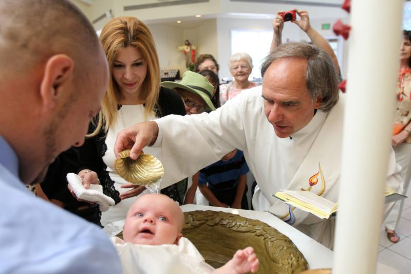 The Sacrament of Baptism: A Good Place to Start