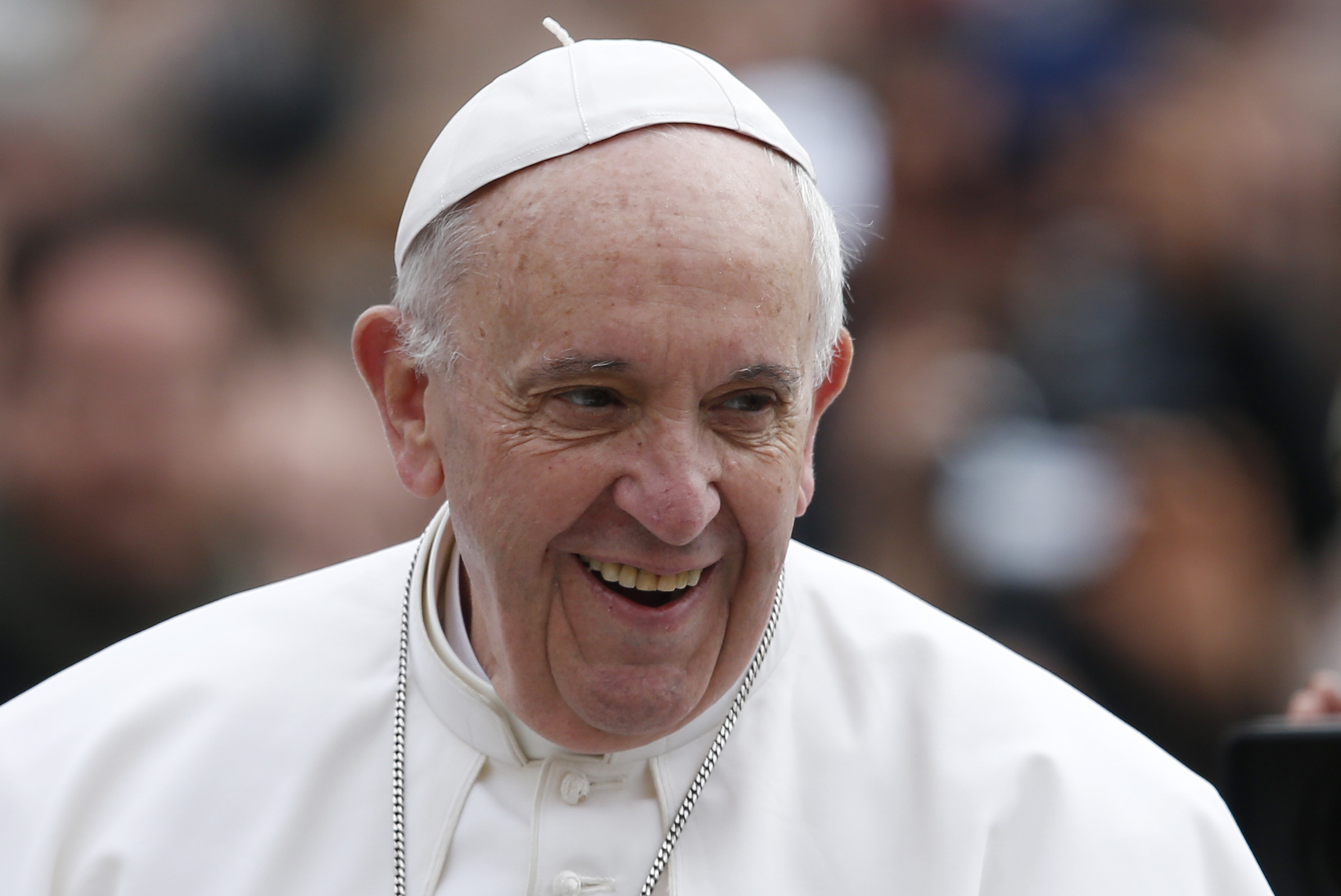 Lent with Pope Francis: God's Dream for Us