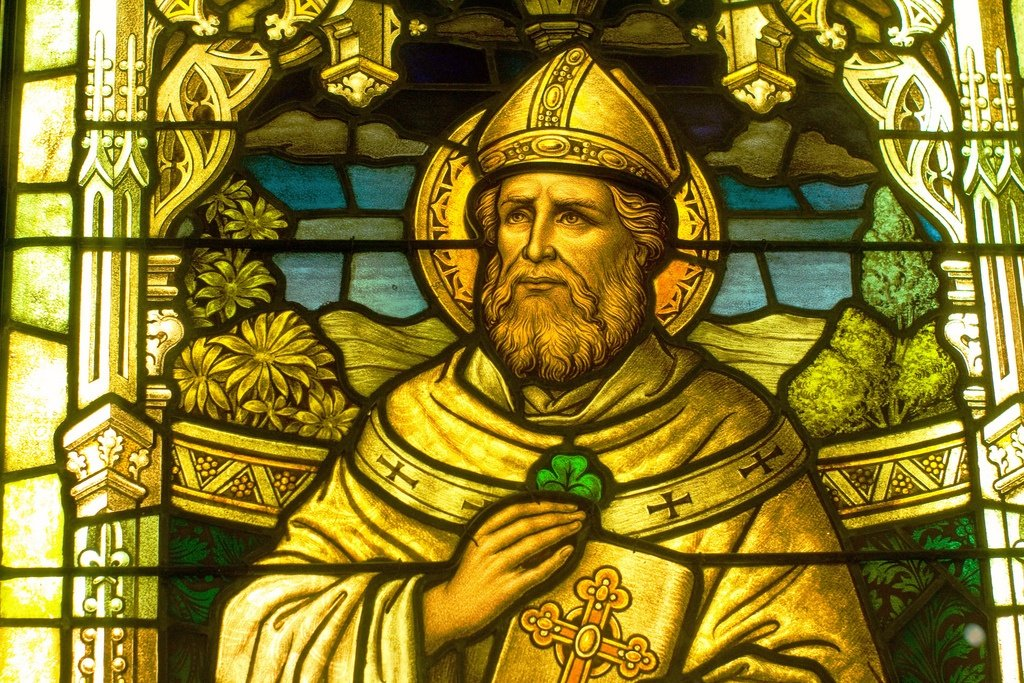 Saint Patrick: A Bite-sized Biography