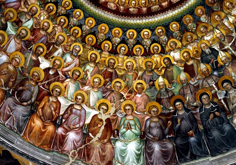 A Celebration of Saints