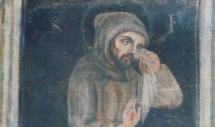 Mother Teresa loved Saint Francis of Assisi