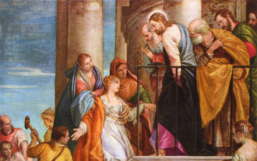 Jesus and the Women of the Gospels