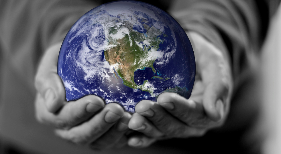 Saving Our Battered Earth