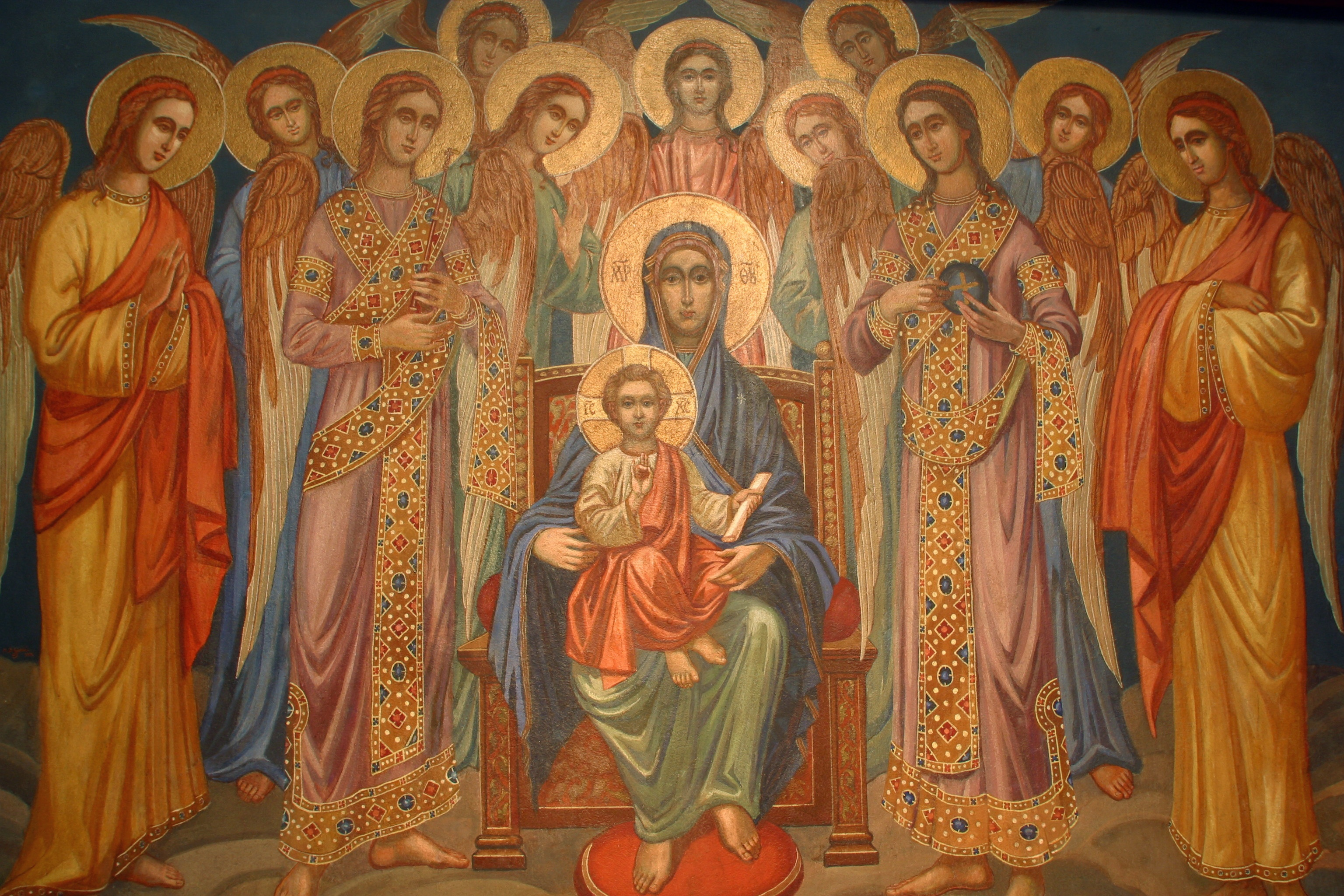 Mary, Our Path to Jesus