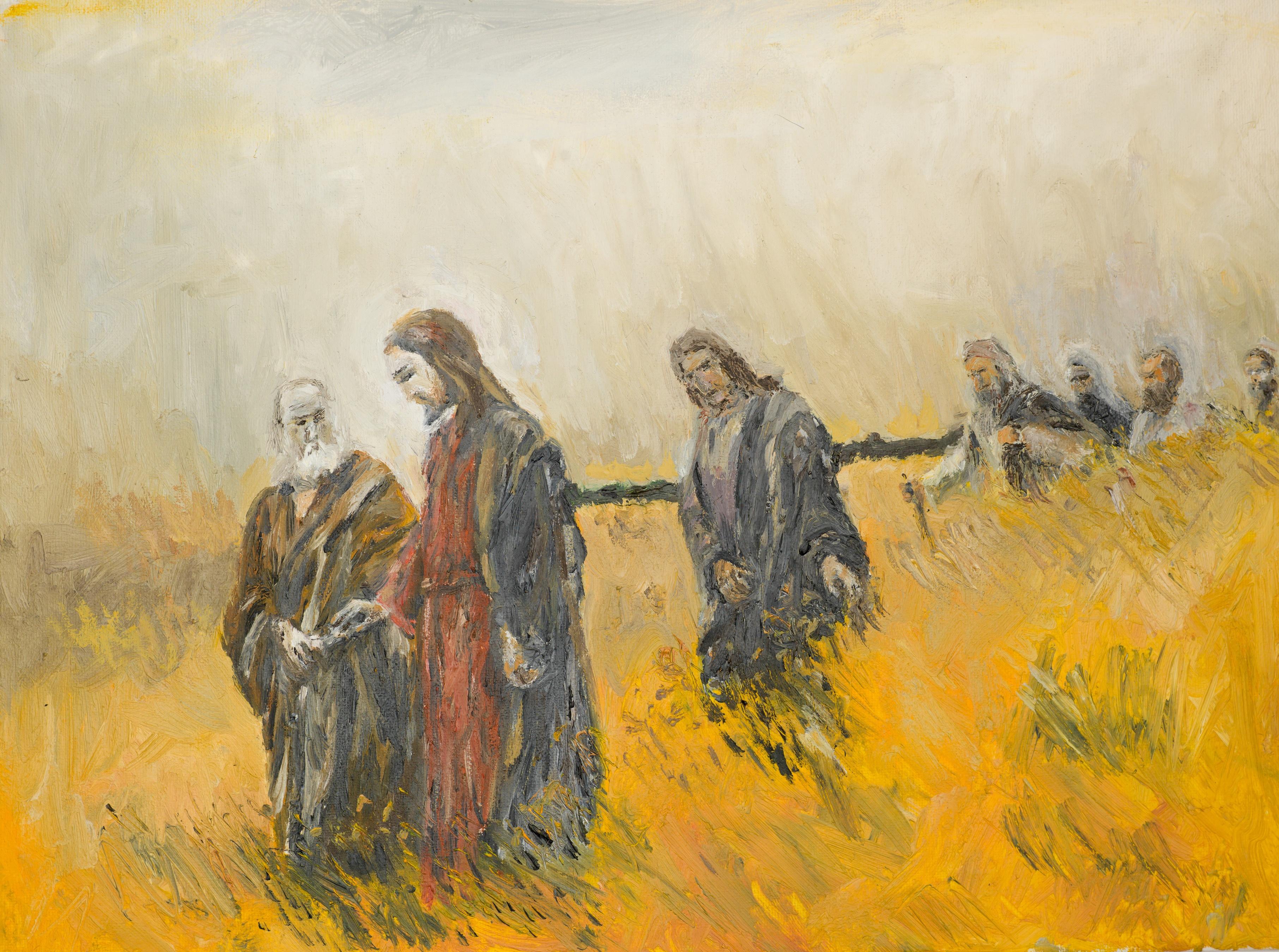 Jesus Defines True Humanity