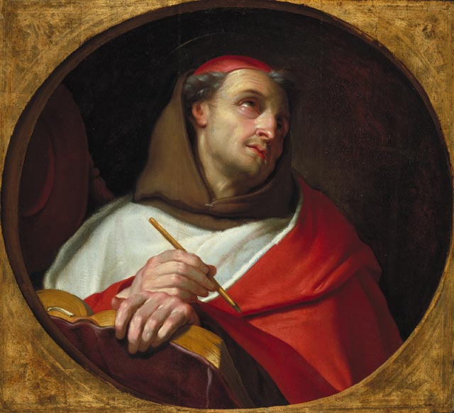 Saint Bonaventure: A Franciscan Heart