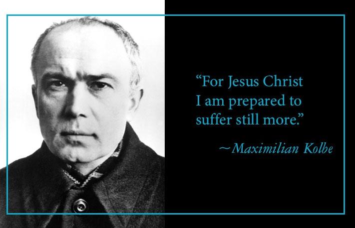 SaintMaximilian Kolbe: A Life of Heroic Love