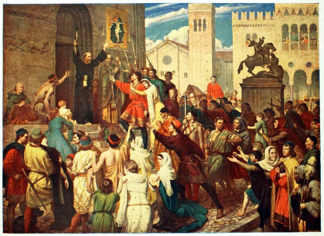 The Crusades and the Dawn of Christian Conflict