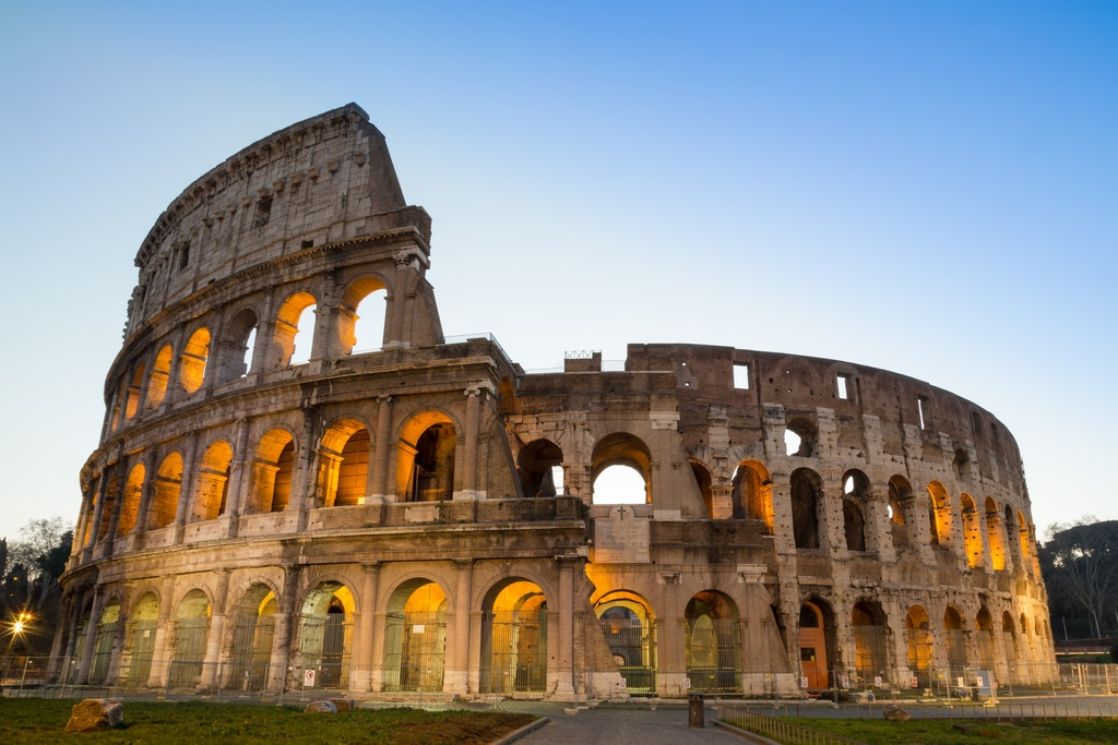 The Church and the Fall of the Roman Empire