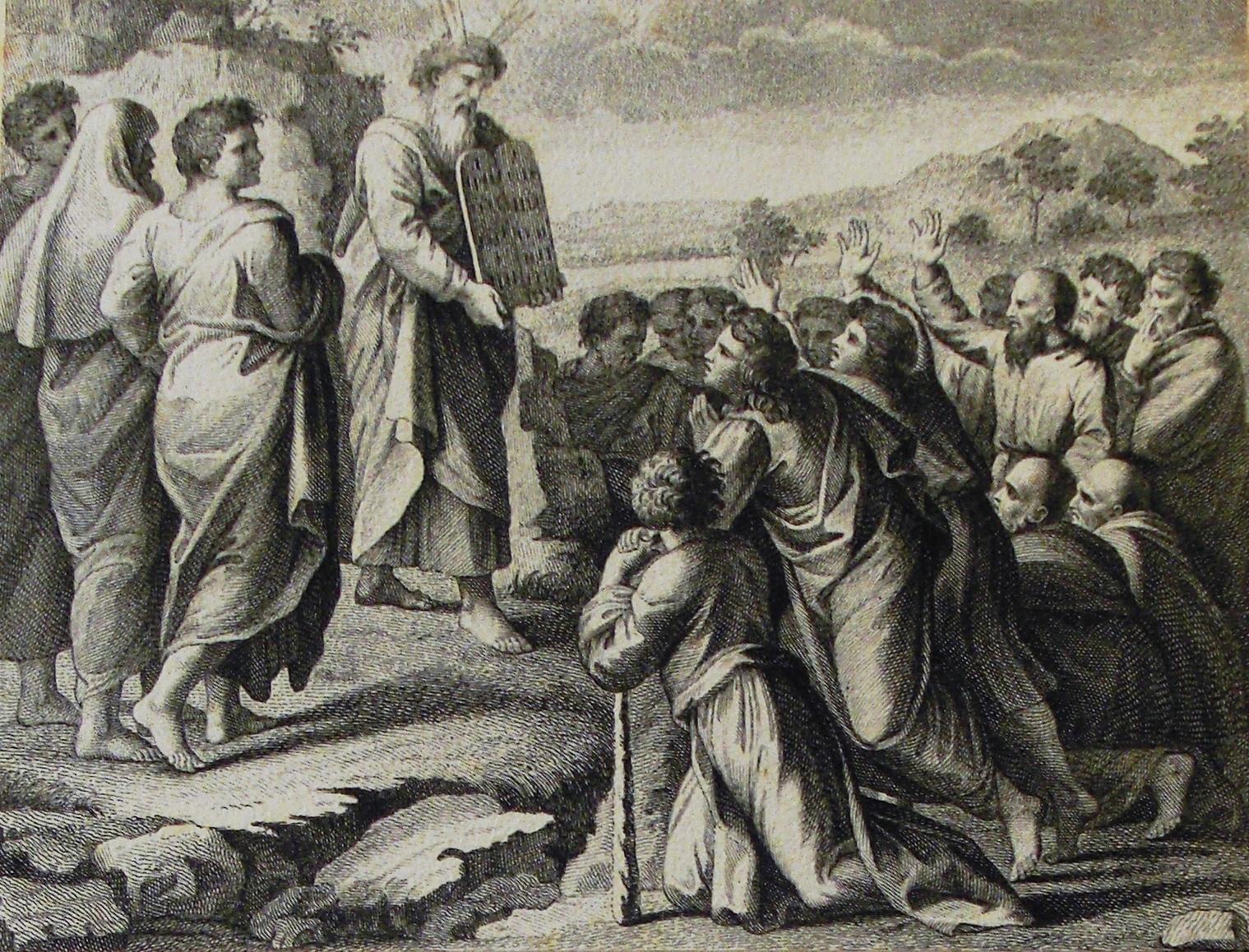 God's Great Gift: The Ten Commandments
