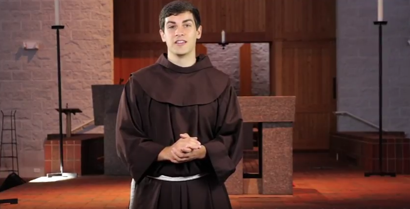 Lent with Br. Casey: Filling a Hungry Heart
