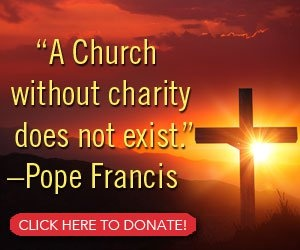 click here to support our mission