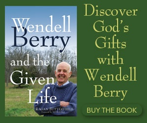 Wendell Berry flat