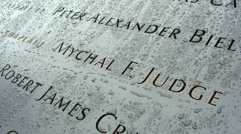 Mychal Judge: Saying Yes and Accepting God's Grace