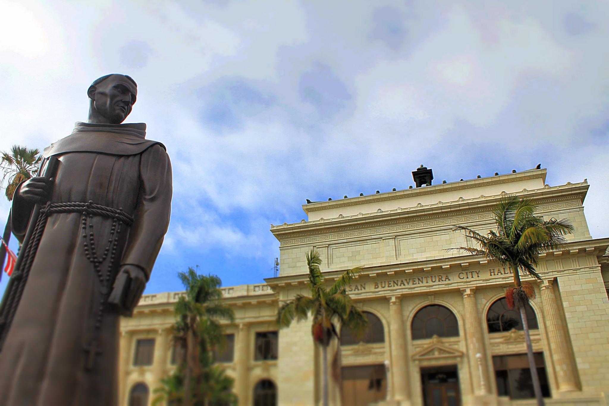 Saint Junipero Serra: Missionary of California