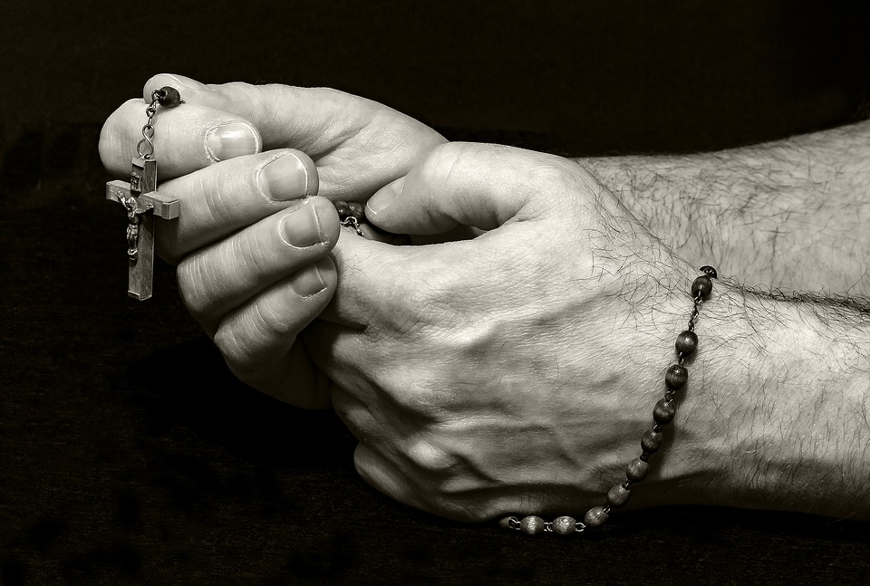 The Origins of the Rosary
