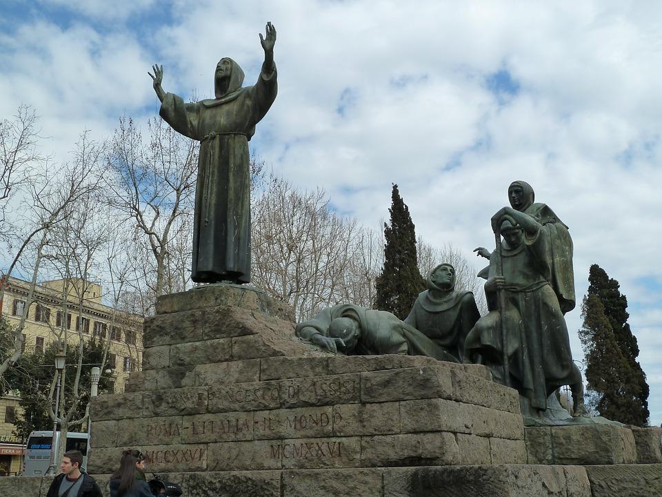 The Mercy of Saint Francis