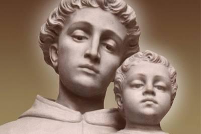 Why Saint Anthony Holds the Child Jesus
