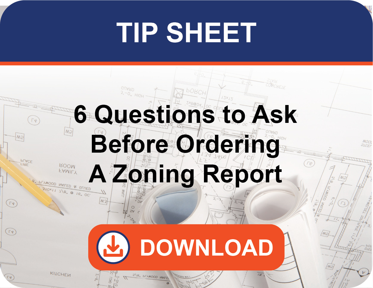 Zoning Reports Tips Download