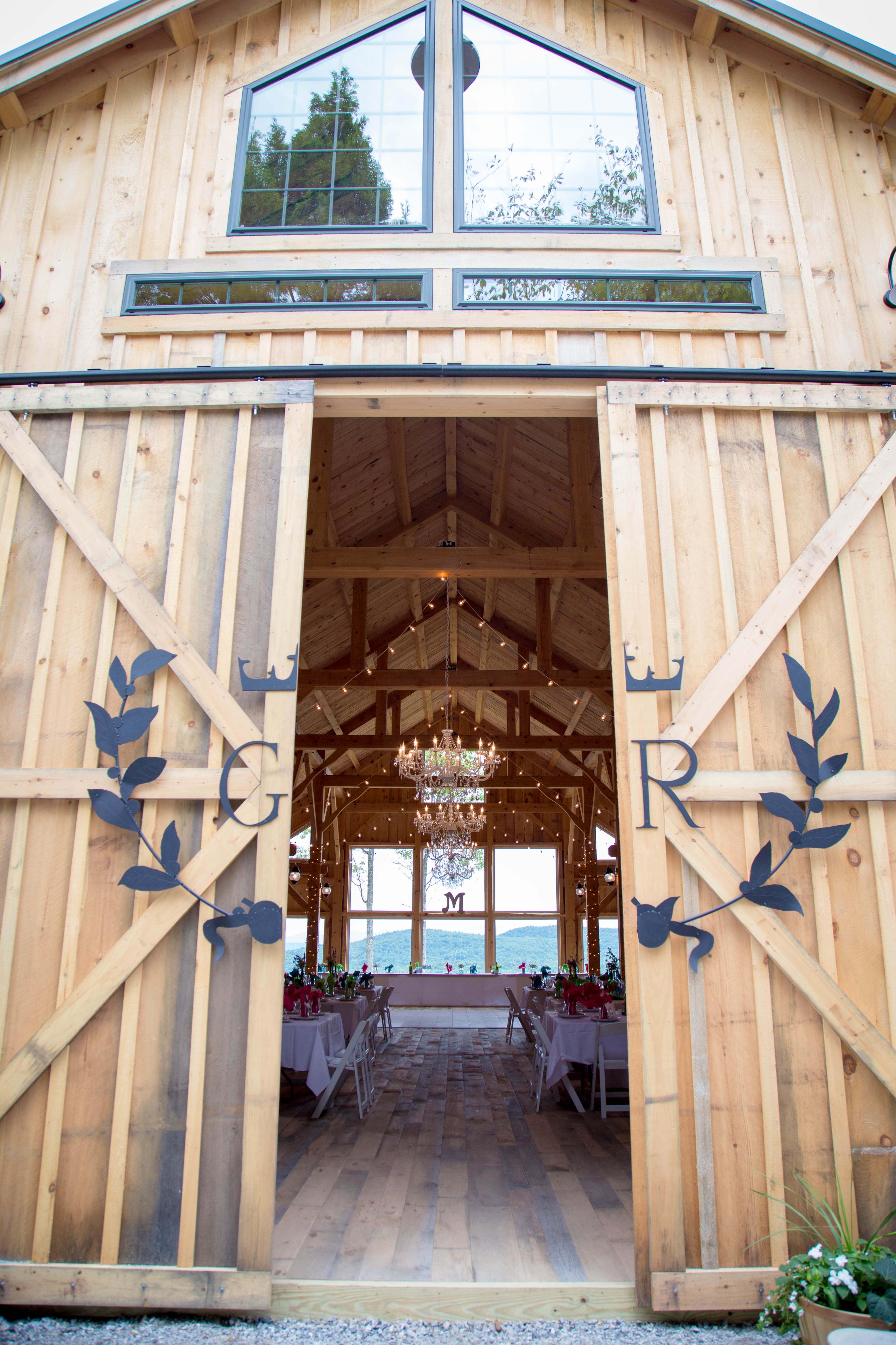 Maine Wedding Venue Pictures