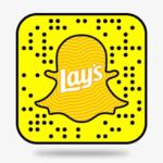 Lays Snapchat Snapcode