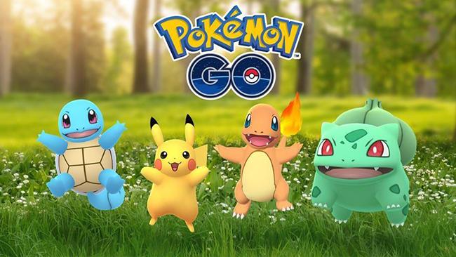 Pokémon Go - Augmented Reality History