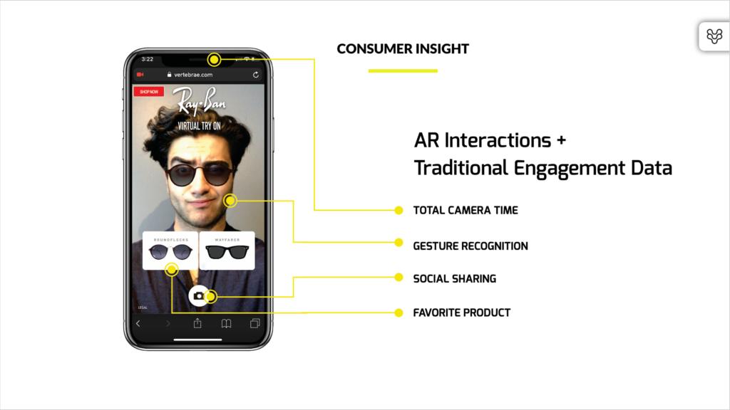 Consumer Insights for Vertebrae AR