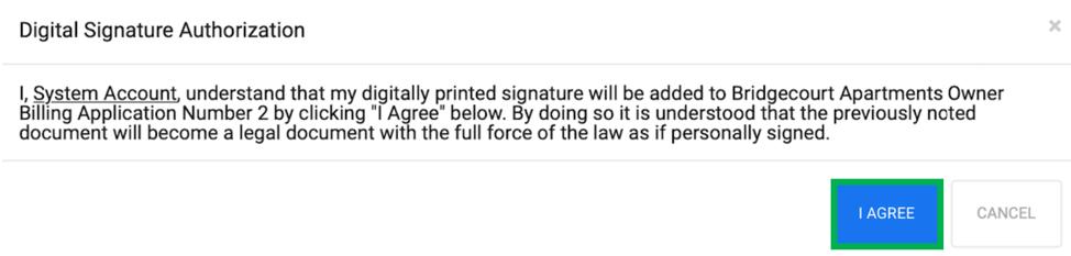 PM Signature