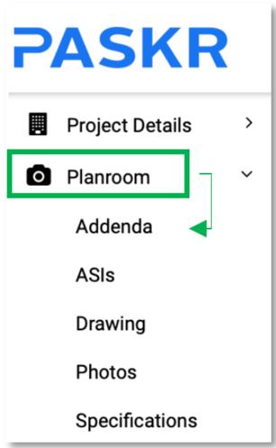 Plan Room 1