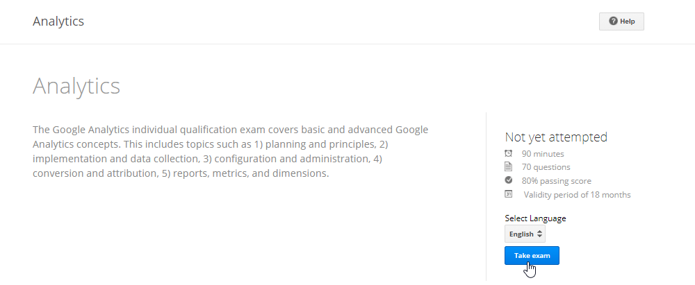 Are You Ready for Google Analytics Certification?