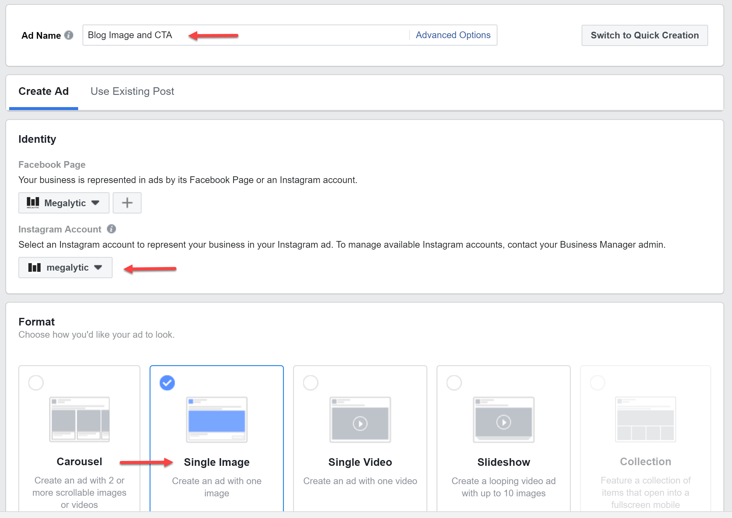 How to Create Instagram Ads in Facebook Ads Manager