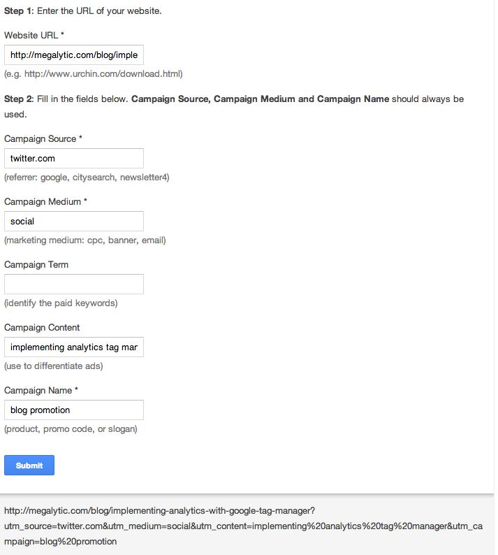 Dangers of Shortened URLs for Analytics