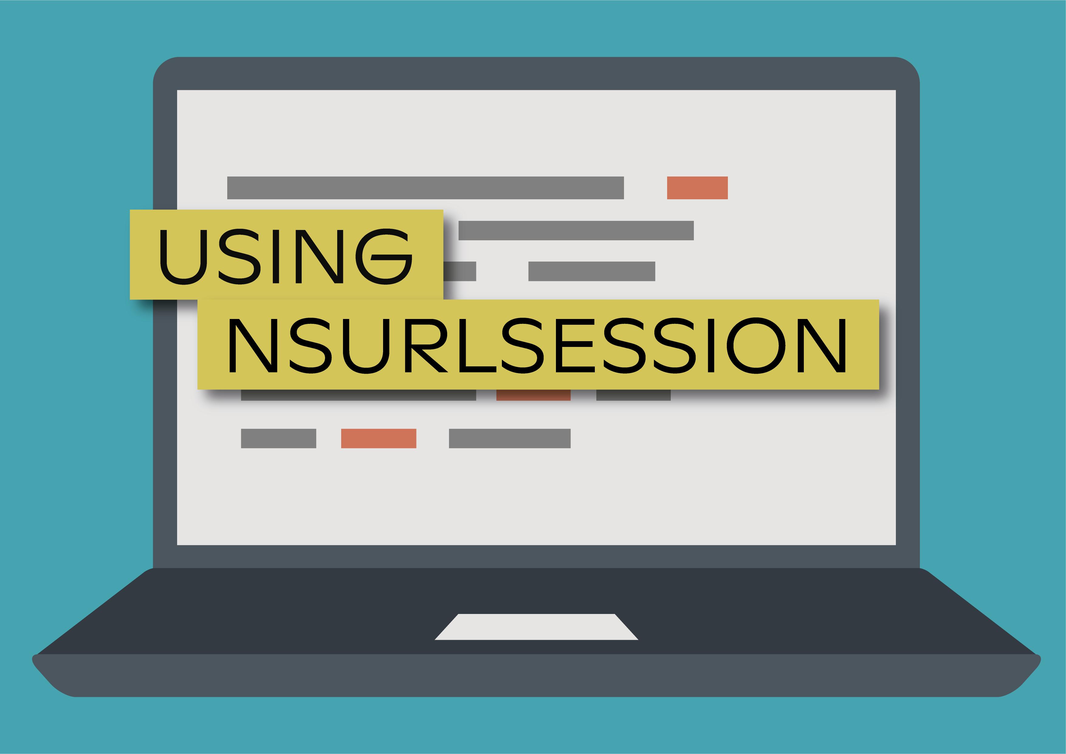 usingnsurlsession