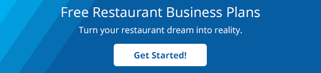 making a business plan for a restaurant
