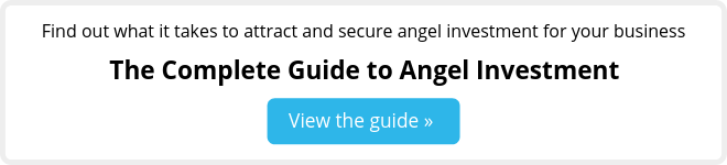 Ask Yourself These 5 Things Before You Seek Angel Investment