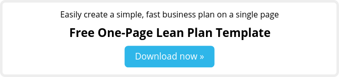 How to Write a One Page Business Plan | Bplans