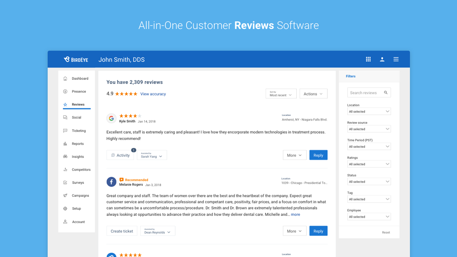 BirdEye Reviews | HubSpot App Marketplace